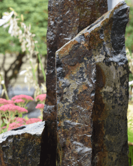 Bronze Peak Mini Basalt Column