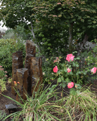 Copper Ridge Basalt Fountain